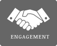 Notre valeur : engagement